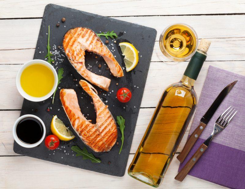 cocinar-salmón-a-la-parrilla