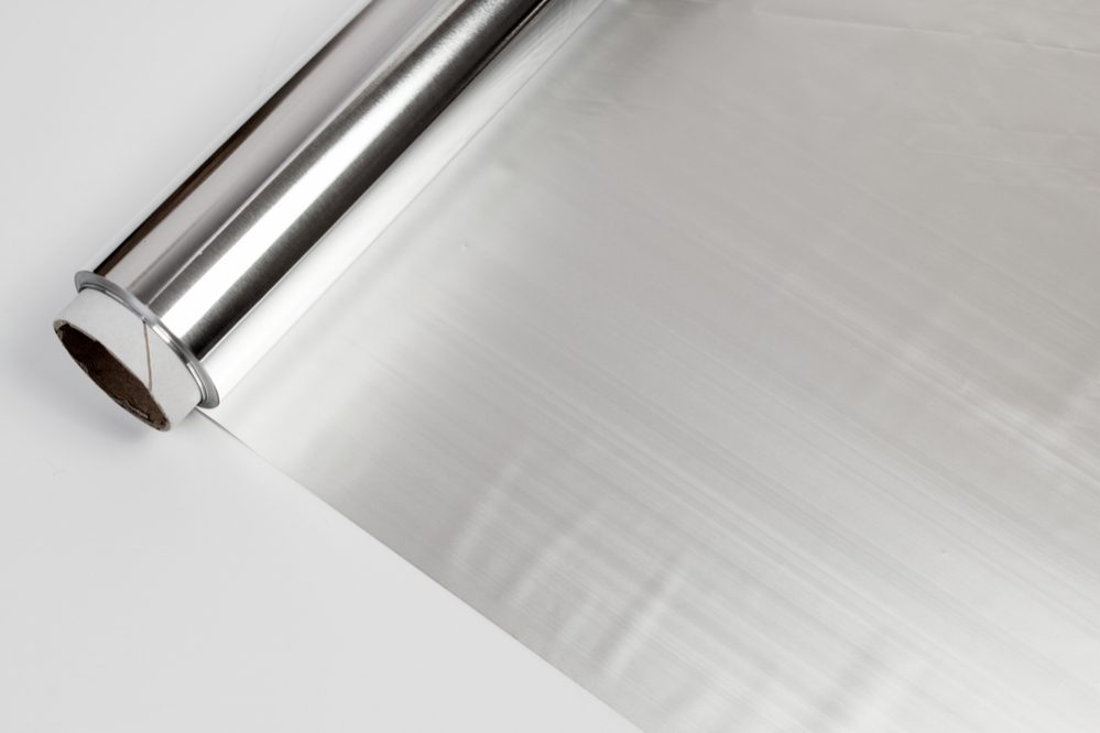 papel de aluminio para limpiar-óxido-barbacoa